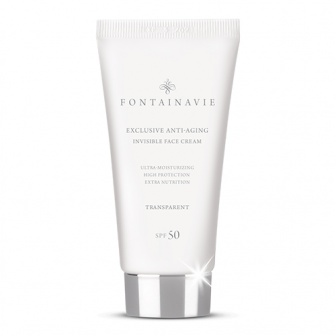 FONTAINAVIE EXCLUSIVE ANTI-AGING INVISIBLE FACE CREAM SPF 50