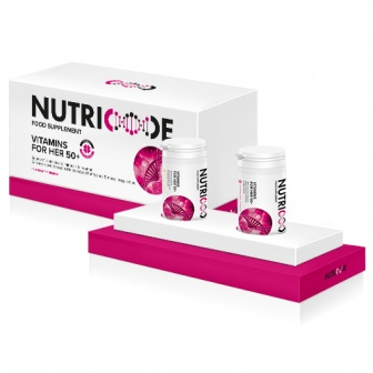 NUTRICODE VITAMINS FOR HER 50 +