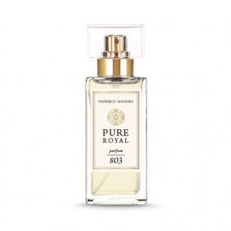 FM 803 PARFUM FEMME - PURE ROYAL COLLECTION