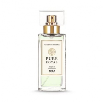FM 809 PARFUM FEMME - PURE ROYAL COLLECTION
