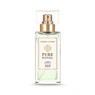 FM 810 PARFUM FEMME - PURE ROYAL COLLECTION