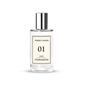 PHEROMONE 01 - DAMENDUFT 50 ML