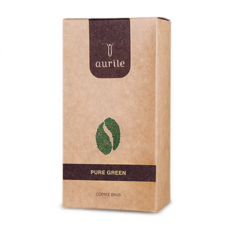 Pure Green Coffee Bags